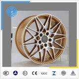 Nuevas ruedas de la aleación del diseño con ISO/TUV/Via/TWL