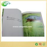 Impresión del libro de Bespoken para el libro del niño, cómic, catálogo (CKT-BK-408)