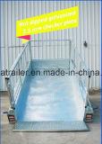 Ausgezeichnete Qualität galvanisierter Kasten-Schlussteil mit Aluminiumwerkzeugkasten