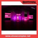 P3.9 farbenreiches LED Innenpanel für Ereignisse