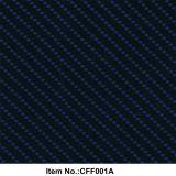 Transferencia de agua Película de impresión N ° Cff001A Nuevo diseño Cromo fino