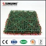 De speciale Mat van het Gras van het Bukshout van het Ontwerp Oranje Kunstmatige voor de Haag van de Tuin