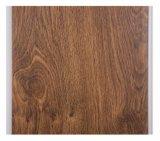 Cor de madeira laminada do painel de teto do PVC