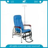 AG-Tc001 con IV la silla médica de la infusión del hospital ajustable de poste