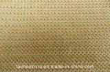 Remache de cobre amarillo de la red de la construcción del HDPE reforzado