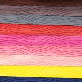 Hote que vende el nuevo cuero de la tapicería del modelo del sauce del diseño para el bolso del bolso (W219)