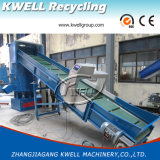 machine 100-550kg/H Agglomerator/Pers voor PE pp LDPE HDPE Film
