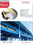Papier de silicones pour le matériau d'étiquette