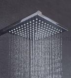 Fléau carré de douche de pluie de douche de taraud
