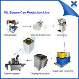 18L正方形オイルの金属はでき機械を作る