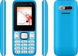 1.8 telefone duplo da caraterística do telefone de pilha do telefone móvel da G/M SIM do tamanho pequeno da polegada