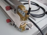 Máquina de embalagem da película plástica do colchão