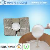 Gomma di gomma piuma liquida del silicone del platino ad una schiumatura di 6 volte
