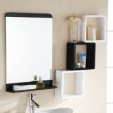 Vanidad moderna/cabina del cuarto de baño del PVC del estilo de las mercancías sanitarias