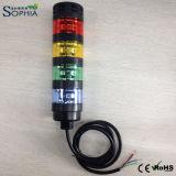 Nuevas cuatro pilas de los colores LED de la luz de indicador con Ce