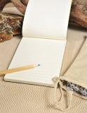 Libreta caliente de la escuela de las pistas de escritura del tamaño oficio de la venta