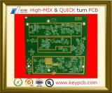 2-28 Schicht Schaltkarte-Elektronik Fr4+Rogers Schaltkarte-gedrucktes Leiterplatte für elektronische Bauelemente