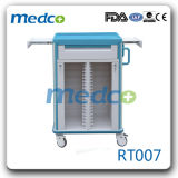 Hospital Document Record File Trolley