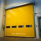 Porte à Grande Vitesse Serrée D'obturateur de Roulement D'air pour L'usine de Nourriture