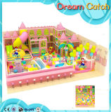 Brinquedo Macio dos Jogos do Jogo dos Miúdos Campo de Jogos Interno com Associação da Esfera