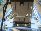 Hydraulische Ausschnitt-Zaun-Pfosten-Rolle, die Maschine bildet