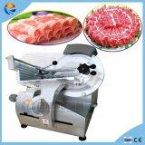 Chair de poissons congelée par vente chaude de trancheuse de viande découpant la machine en tranches de découpage avec Fqp-380