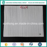Alambre de filtro de prensa espiral para máquina de papel