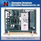 二重段階の真空の変圧器の油純化器オイルの再生のプラント