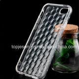 Hoher freier Kurven-Diamant-Form-Telefon-Kasten für iPhone 6s