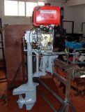 Dubbele Cilinders 4 Diesel van de Slag 25HP Lucht Gekoelde BuitenboordMotor
