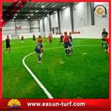 Дерновина травы футбольного поля моноволокна высокого качества искусственная синтетическая естественная