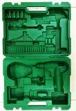 La bolsa de plástico del moldeo por insuflación de aire comprimido