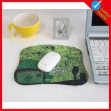 Цветастый коврик для мыши остальных запястья руки для промотирования