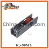Poulie en aluminium de bride pour le guichet de glissière (ML-GD009)