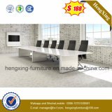 Table de conférence en meuble de bureau en bois (HX-5N255)
