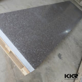 laje de superfície contínua acrílica pura de 2440X1220mm para a bordadura da cuba
