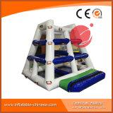 水ゲームT12-009のための熱く膨脹可能なウォーター・スポーツのおもちゃ
