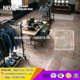 Mattonelle di pavimento rustiche piene vetrificate porcellana lustrate di ceramica del Matt del cemento di corpo (MB6086)