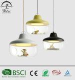 Lâmpadas européias contemporâneas do candelabro do estilo para a iluminação da decoração do quarto do bebê