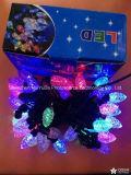 LEDの装飾的な木の休日ライト50string LEDストリップ