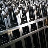 Порошок покрывая трубчатую сталь ограждая/трубчатые разделительные стены/трубчатые загородки