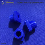 joint de pipe multi bleu de silicones de Fuction d'acier inoxydable