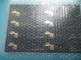 Отсутствие Silkscreen с маской припоя PCB золота Fr-4 погружения черной