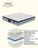 Pocket Sprung-Matratze mit natürlichem Latex für Schlafzimmer-Möbel =Fb915
