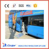 EMC van de Helling van de rolstoel de Helling van de Lading van het Aluminium van het Certificaat voor Bus
