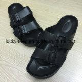 Los hombres calzan (el zapato caual para los hombres)
