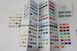 Arquitectura DIY distintos color folleto de la tarjeta System Shade