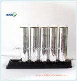Cuidado del cuerpo Embalaje Crema de manos Crema dental Etiqueta Etiquetado Tubo plegable de aluminio