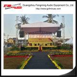 Большая структура ферменной конструкции шатра 20m для напольного случая согласия