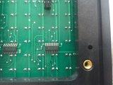 O indicador de diodo emissor de luz ao ar livre 32X16 da melhor qualidade pontilha a lâmpada de Epistar 2 anos de módulo vermelho do diodo emissor de luz da garantia P10